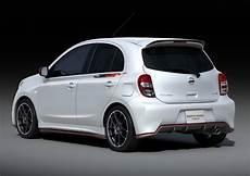 2013 Nissan Micra Nismo Concept March Nismo