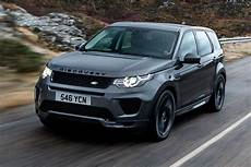 Land Rover Discovery Sport Si4 Petrol 2018 Road Test