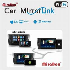 aliexpress buy the car mirrorlink screen box