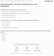 30 prepositional phrase worksheet with answers education template