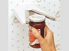 Zim Jar Opener :: wall mount or under counter mounting options