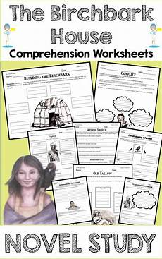 birchbark house lesson plans the birchbark house lessons and comprehension printables