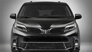 2018 Toyota Sienna A Well Timed Tech Heavy Refresh