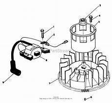 lawn mower magneto diagram online wiring diagram