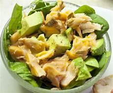 Salade Express Au Saumon Fum 233 Et Avocat Alex Cuisine