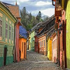 homes with a colorful city the cities with the most colorful houses in the world