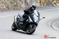 2016 Yamaha Tmax 530 Iron Max Review Bike Review