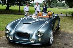 Bristol Bullet Is Companies First New Car In Over A Decade