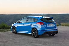 ford focus rs 2016 ford focus rs sells for 550 000 at auction