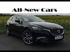 Mazda 6 Sportsline - new mazda 6 wagon facelift sportsline 2015 2016 driving