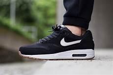 nike air max 1 essential black white gum sneaker bar detroit