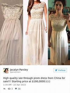 About You Kleider - this is why you never should order your prom dress