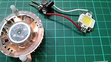 12v led led tutorial light a 10w led from 12v simple cheap