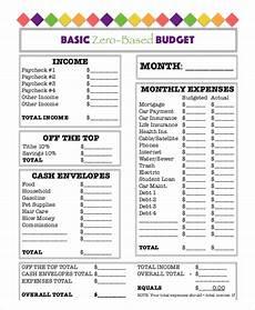 printable budget worksheet 22 free word excel pdf documents download free premium templates