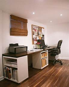 diy home office furniture this would be great for his her desk diy office desk