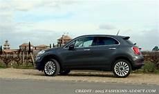 Fiat 500x Le Crossover Selon Fiat