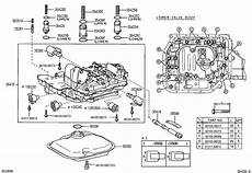 auto manual repair 2004 toyota matrix transmission control 3527052011 toyota solenoid assy lock up control solenoid assy transmission 3way lock up
