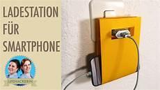 Diy Smartphone Ladestation Aus Papier Und Tesafilm