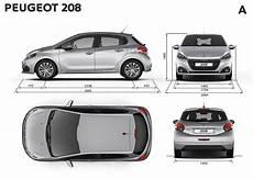 peugeot 208 5 doors 2015 2016 2017 autoevolution