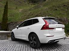 volvo xc60 d4 r awd white suv all andorra