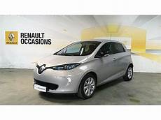 Renault Zoe Intens Charge Normale Type 2 Occasion