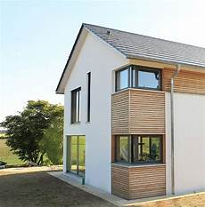 Zimmerei Pfaffenhofen Ro 223 Ner Holz Haus Fassade Haus
