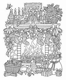 Coole Ausmalbilder Weihnachten раскраски антистресс арт вдохновение хобби