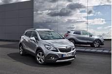 Fiche Technique Opel Mokka 1 6 Ctdi 136 4x4 2015
