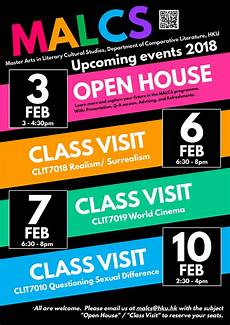faculty of arts hku events