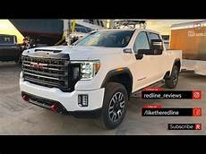 2020 gmc hd 2500 3500 redline look