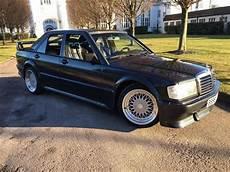 classic 1984 b mercedes 190 2 3 16v cosworth lhd e