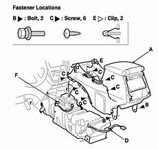airbag deployment 1992 acura legend spare parts catalogs service manual 2001 acura mdx center console removal car radio stereo audio wiring diagram
