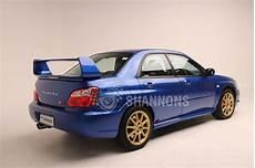 how cars engines work 1997 subaru impreza parking system sold subaru impreza wrx sti sedan auctions lot 38 shannons