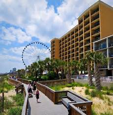 book holiday inn at the pavilion myrtle beach south