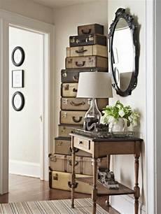 Wohnzimmer Ikea Inspiration Viele Koffer Im Flur Retro