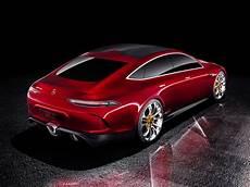 mercedes amg gt concept car design