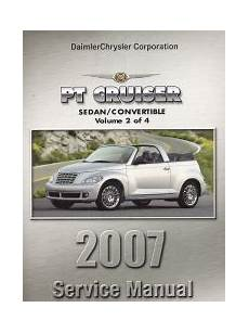small engine service manuals 2007 chrysler pt cruiser regenerative braking 2007 chrysler pt cruiser pt service manual 4 volume set
