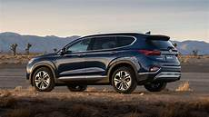 Hyndai Santa Fe - 2019 hyundai santa fe starts at 25 500 safety suite