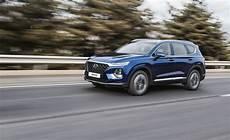 2019 Hyundai Diesel by 2019 Hyundai Santa Fe Bolder Looks And An Optional Diesel