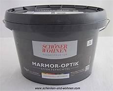 marmor optik marmor optik effektspachtel 1 kg sch 246 ner wohnen abt 246 nbar