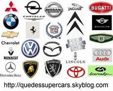 les noms des voitures auto sport