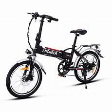 Ancheer New Bike 18 7 Inch Aluminum Alloy Folding Bike