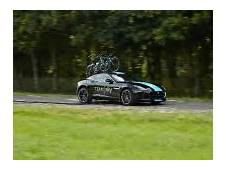 Jaguar F TYPE Coupe High Performance Support Vehicle