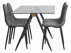 ensemble table 4 chaises lotus vente de ensemble table
