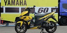 Modifikasi Aerox 125 by Ini Dia Yamaha Aerox 125 Lc Versi Modifikasi Motogp