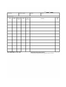 da form 1379 download fillable pdf reserve components unit record of reserve training
