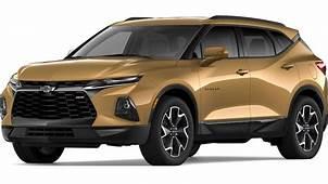 2019 Chevrolet Blazer Colors  Motor1com Photos