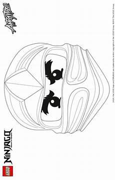 Malvorlagen Gesichter Ninjago Lego Ninjago Ausmalbilder Animaatjes De