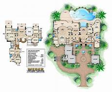 luxury mediterranean house plans mediterranean house plan luxury tuscan beach home floor