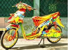 Model Modifikasi Motor by Foto Modifikasi Motor Mio Sporty Tips Yamaha Terbaru